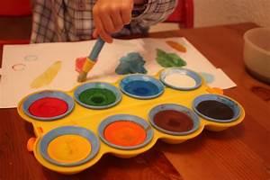 Malen Mit Wasserfarben : wasserfarben f r kleinkinder lanalanaa ~ Orissabook.com Haus und Dekorationen