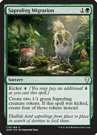 Image result for saproling migration