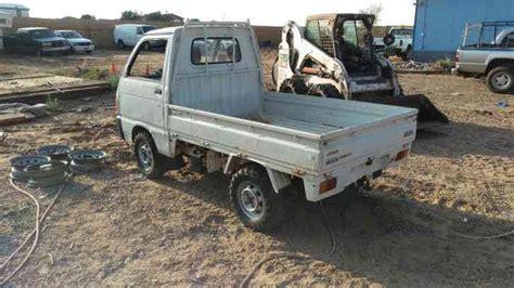 Daihatsu Hijet Mini Truck 1988