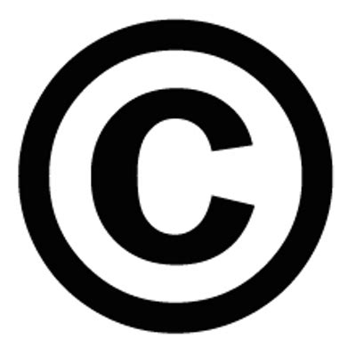 how to make a copyright symbol copyrightlaw copyrightlaw twitter