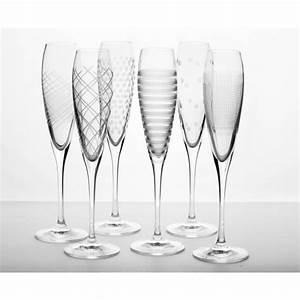 Flûtes à Champagne Originales : verres ambiance styles ~ Teatrodelosmanantiales.com Idées de Décoration