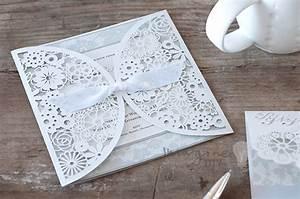 how to make beautiful diy rita laser cut wedding With laser cut wedding invitations diy uk