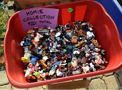 Homie Garge Garage Collect Vending Roller