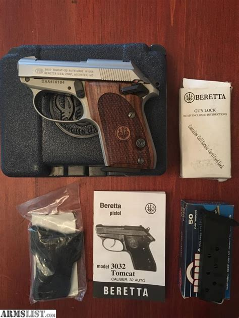 Beretta Tomcat California