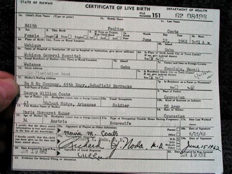 how do i get a long form birth certificate 2011 april 29 171 socio economics history blog