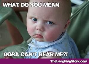 Funny baby pictures with original captions