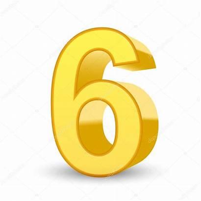 Number 3d Yellow Shiny Illustration Depositphotos Vector