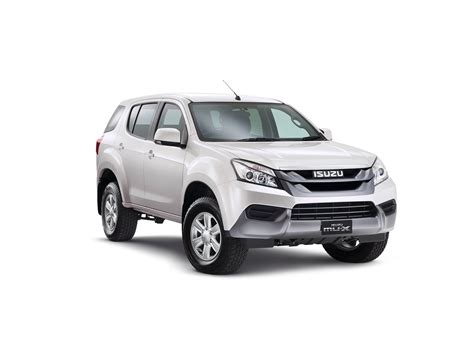 Isuzu Mux Wallpapers by Isuzu Mu X 2017 Hd Wallpapers