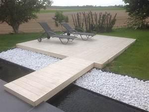 Matériaux Pour Terrasse : carlier bois terasses ~ Edinachiropracticcenter.com Idées de Décoration