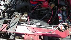 1994 1995  Sn95  Mustang Gt Manual Fan Switch Installation