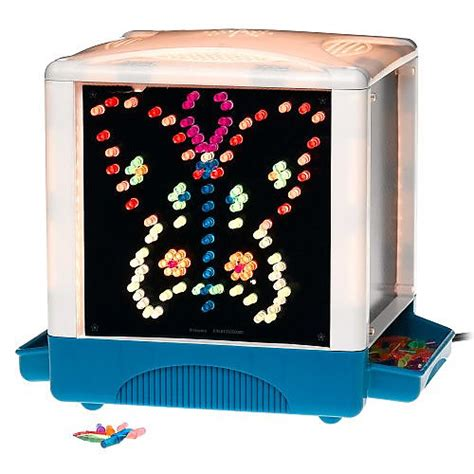 light bright cube lite brite cube toys