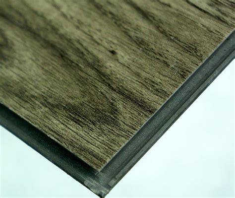 Wood Pattern Durable Interlocking Vinyl Flooring Plank