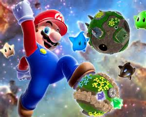 Mario Bros Stickers Wall