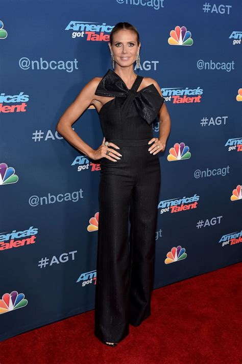 Hot Hmm Heidi Klum America Got Talent Season