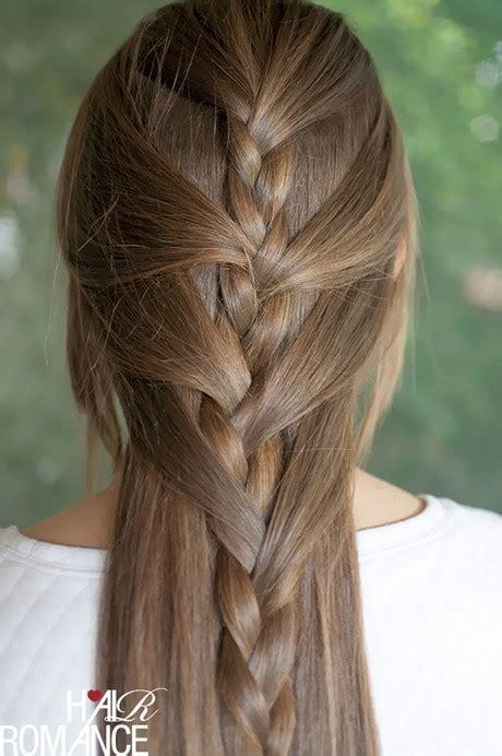regular braid hairstyles