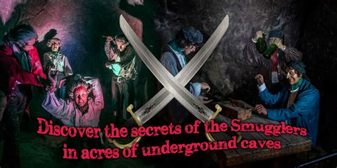 Smugglers Adventure & Hastings Castle: Entertainment in ...