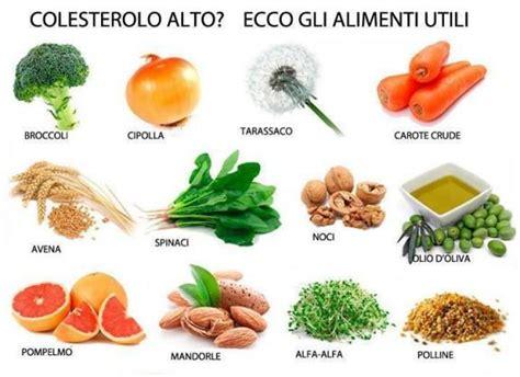 colesterolo alimenti da evitare e quelli permessi 187 cosa mangiare in caso di colesterolo