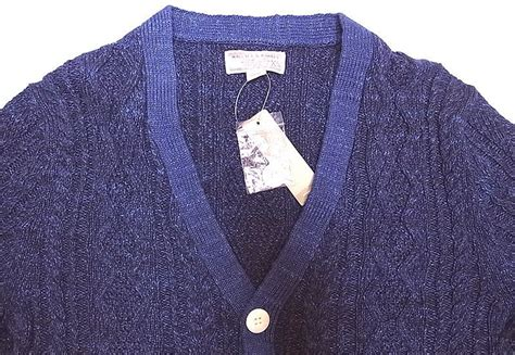 Wallace & Barnes By J.crew Cable Cardigan ミックス編 ケーブル