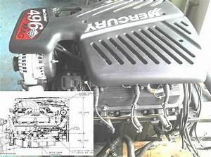 Mercury Mercruiser 496 Gasoline Engine Service Manual