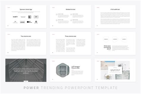 free modern powerpoint templates power modern powerpoint template powerpoint templates just free slides
