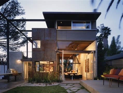 Industrial Home Style : Spectacular Modern Industrial Home Designs That Stand
