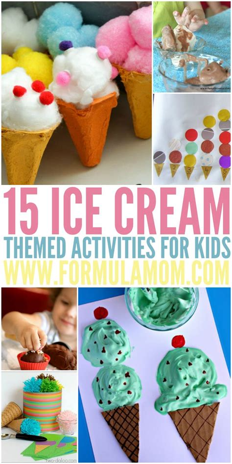 25+ Best Ideas About Ice Cream Crafts On Pinterest