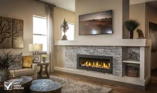 Electric Fire Logs Fireplace