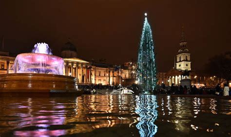 christmas lights of london highlights of christmas lights london airport transfers