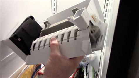 ice maker repair   remove whirlpool kitchenaid