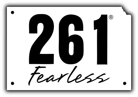 Home  261® Fearless