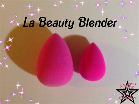 revue la beauty blender ellia rose