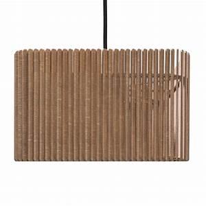 Hängeleuchte Holz Design : farbflut design caja h ngeleuchte aus holz avocadostore ~ Markanthonyermac.com Haus und Dekorationen