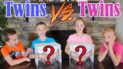Kidz TV Girls vs Boys Ninja