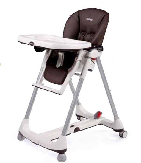 housse de chaise haute housse de chaise haute peg perego cacao simili cuir les