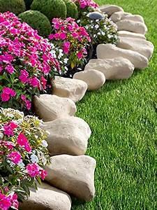 Landscape, Edging, 10, Easy, Ways, To, Set, Your, Garden, Beds, Apart