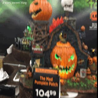 Halloween Decorations At Michael's Craft Store 2017 A