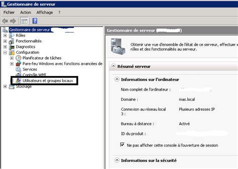 accès bureau à distance autoriser l 39 accès à un utilisateur bureau à distance