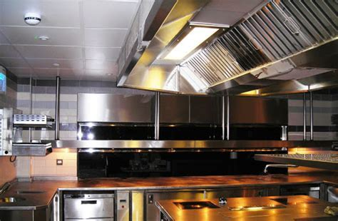 All in one Restaurant Kitchen Hood Service   Cleaning