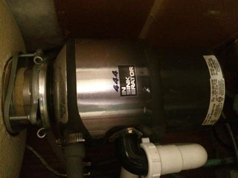 garbage disposal leaking from bottom doityourself com