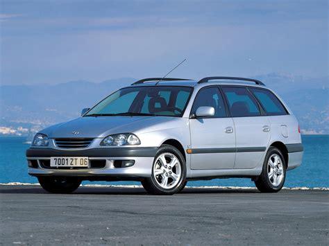 toyota autók toyota corolla sw 2000