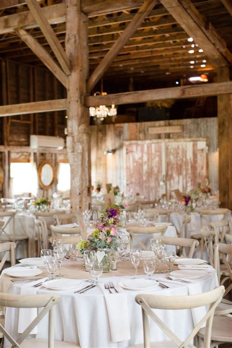 romantic cabin reception  harper photography theknot