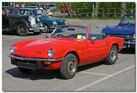 triumph spitfire mkivpicture  reviews news specs buy car