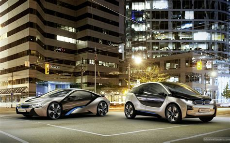 2018 Bmw I8 I3 Concept Cars Pictures Car Hd Wallpapers