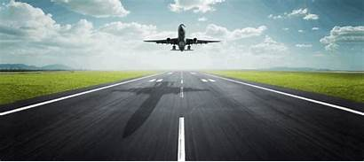 Runway Airport Malindi Soar Kbc Plane Hastened