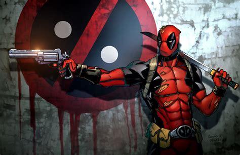 Deadpool By Mysticoracle On Deviantart
