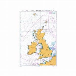 Nautical Chart Indian Ocean British Admiralty Nautical Chart 2 British Isles