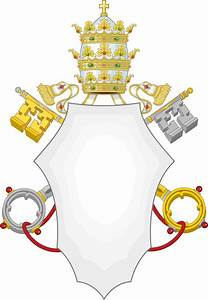 File Papal Coat Of Arms Template Svg