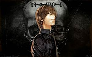 death note yagami light 1280x800 wallpaper – Anime Death ...