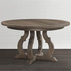 Artisan Round Dining Table Bassett Home Furnishings