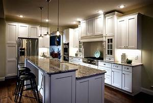 bathroombreathtaking colorful small kitchen island ideas With one wall galley kitchen design